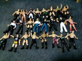 WWF 1999 Jakks wrestling figures