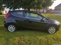 2010 '60' Ford Fiesta 1.4 Tdci Zetec £20 Tax Genuine 77k with Service History New Mot 1 P/Owner