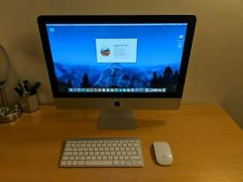 Mid 2010 upgraded iMac 21.5 inch