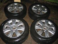 Mercedes Class esteate winter Wheels