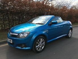 VAUXHALL TIGRA SPORT CONVERTIBLE LOW MILES 3 AVAILABLE 2005/05