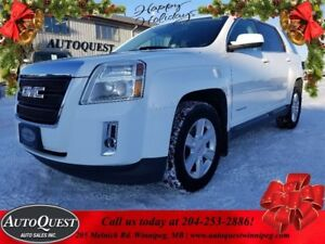 2011 GMC Terrain SLE - ONE OWNER!  NO!  ACCIDENT FREE!!