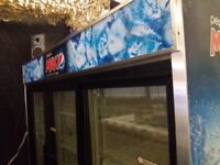 PEPSI FRIDGE VGC IN PERFECT WORKING ORDER