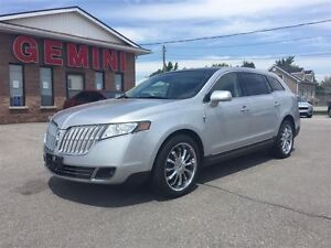 2010 Lincoln MKT Pano Roof New Chrome 20's