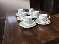 Vintage Crown Trent china Tea Set