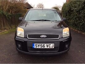 FORD FUSION 1.4 ZETEC CLIMATE - FULL SERVICE HISTORY AND AUTOMATIC