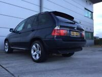 2006│BMW X5 3.0 d Sport 5dr│Service History│Panoramic Roof│Leather Seats│TV│Sat Nav