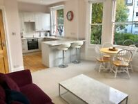 Luxury Central Fully Serviced Seaside 1 Bed Flat in Brighton's Kemptown (all bills included)