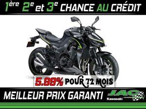 2018 Kawasaki Z1000R ABS Défiez nos prix