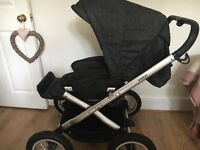 Immaculate condition Babystyle Vision Travel System