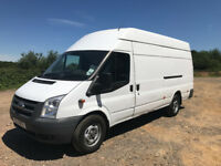 FORD TRANSIT JUMBO 2.2 TDCI 2011 - XLWB / HIGH ROOF - 6 SPEED - DRIVES PERFECTLY - GOOD CONDITION!!!