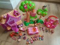 Lala loopsy playhouse bundle