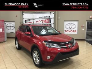 2014 Toyota RAV4-Limited-All Wheel Drive!