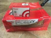 Seat Leon Cupra R brembo discs & pads.