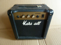 MARSHALL amp....G10 MK II...practice amp...in excellent working order