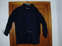 Cti Outdoor jacket size large 100% polyester size type regular