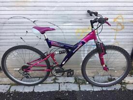 Emmelle Avenger ladies mountain bike