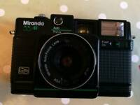 Miranda 35AF film camera