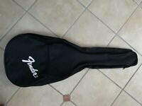 A BRAND NEW ACOUSTIC GUITAR SOFT COVER BY FENDER
