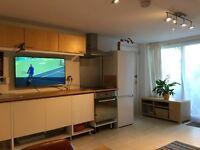 1/2 bed grd fl flat kitchen/diner/conservatory fl plus garden in quiet pretty country lane S Downs