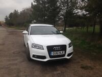 Audi A3 TDI Black Edition Sportsback, FSH Low Mileage Stunning Car in Very Good Condition