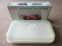 Microwave Fish Steamer