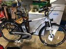 Raleigh Dover, electric bike