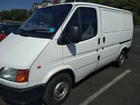 Van Running though rusty, spares or repair. Got just unde