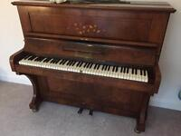 Handel Garth & Co. Piano - upright full size
