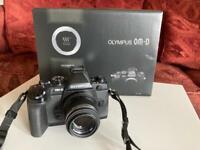 Olympus OM-D EM-1 mk 1 Digital Camera with Olympus 45mm F1.7 lens