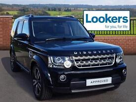 Land Rover Discovery SDV6 HSE LUXURY (black) 2014-09-19