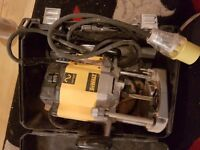 Dewalt router great condition