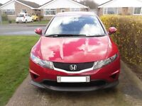Honda Civic 1.3 type S. Excelent condition with full servic history and below average milage.