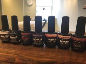 Professional gel polish