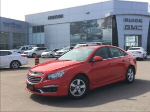 2015 Chevrolet Cruze LT RS Package