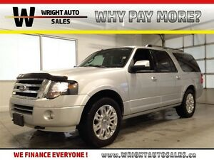 2012 Ford Expedition Max LIMITED| 4X4| NAVIGATION| LEATHER| SUNR