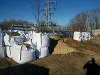 1 ton dumpy bags of sand for sale
