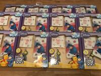 Car boot sale job lot of Disney mobile phone kits