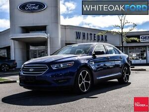 2015 Ford Taurus SEL, AWD, LEATHER, CONV PKG