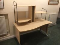 Desk suitable for study or bedroom