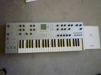alesis ion synthesizer and manual