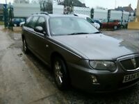 2004 rover 75 diesel estate automatic