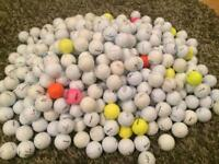 370 mixed golf balls all brands