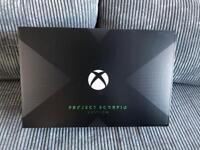 Xbox One X - Project Scorpio Edition BNISB