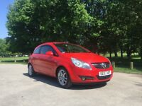 Vauxhall Corsa SXI 1.4 petrol 3 door 2007 low mileage, 12 Month MOT, Very Good condition