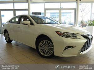 2016 Lexus ES 350 *BAS KILOMÉTRAGE! * Cuir + Toit Ouvrant *