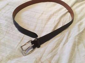 "Ralph Lauren men's belt size size up to 36"""