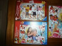 High School Musical Jigsaws x 2