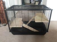Large Hamster Cage/ Medium Rat Cage