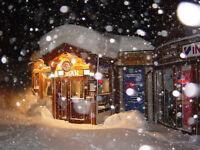Two Bar Staff required for busy bar La Plagne, Paradiski Winter Season 16/17
